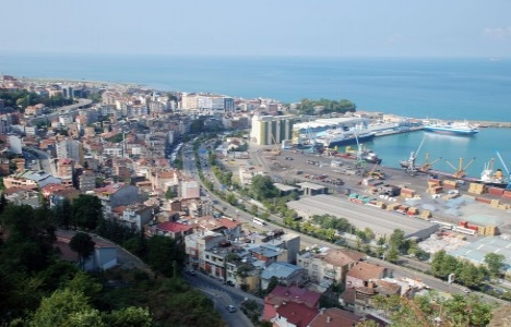 Trabzon Ortahisar'da 10.7 milyon TL'ye satılık arsa!