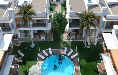 Doğal Yaşam Konakları 'nda 325 bin liraya 4+1 villa!