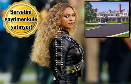 Beyonce'nin 26 milyon dolarlık yazlık evi!