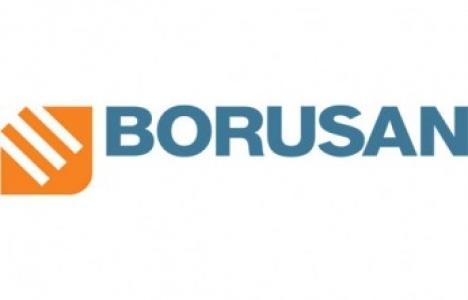 Borusan 390 milyon