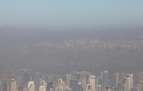 Ankara kirli hava soluyor!