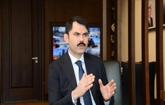 Murat Kurum, yarın