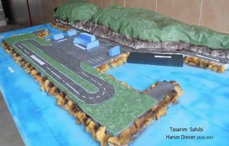 Alaplı'ya deniz havalimanı projesi!