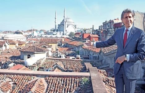 Mustafa Demir Kapalıçarşı'nın