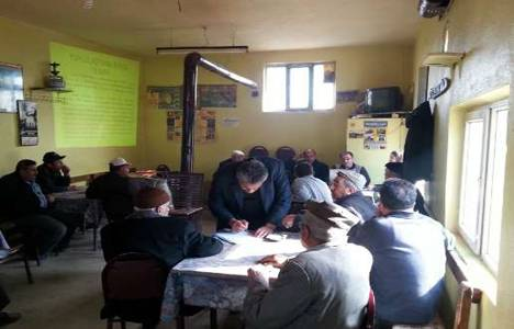 Mahmudiye'de arazi toplulaştırma