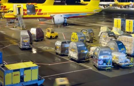 DHL, Avrupa Aktarma Merkezi'nin kapasitesini 2 katına çıkarıyor!