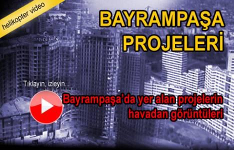 Bayrampaşa'da inşa edilen