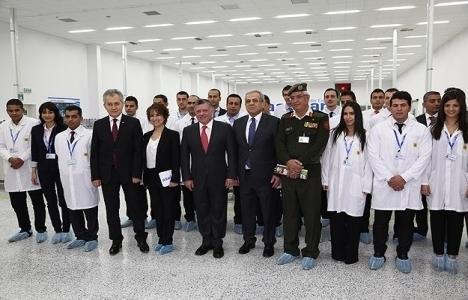 ASELSAN yeni fabrikasını Ürdün'de açtı!