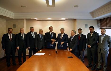 Nilüfer Deresi arıtma projesi törenle imzalandı!