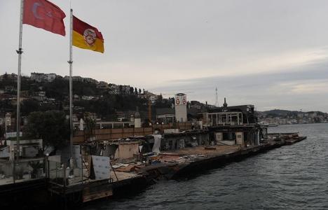 Galatasaray Adası çöp