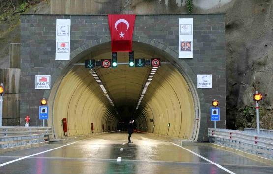 Cankurtaran Tüneli ulaşıma