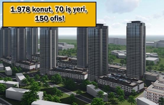 Ankara Gölbahçe Konutları geliyor! Yeni proje!