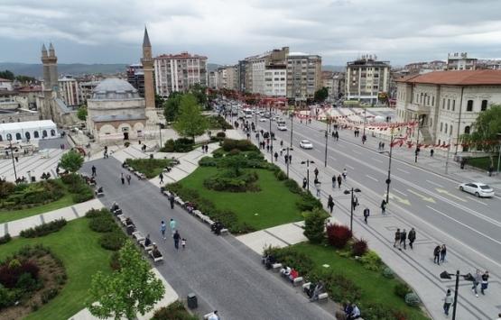 Sivas'ta 16.4 milyon