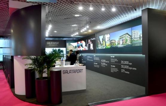 Galataport Projesi MAPIC 2018'de yerini aldı!