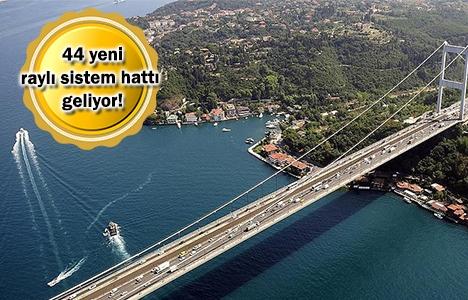 İşte İstanbul'da 2019