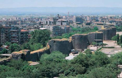 UNESCO yolundaki Diyarbakır