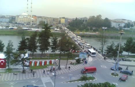 Samsun Çarşamba'da 55 adet kiralık işyeri: 33 bin liraya!