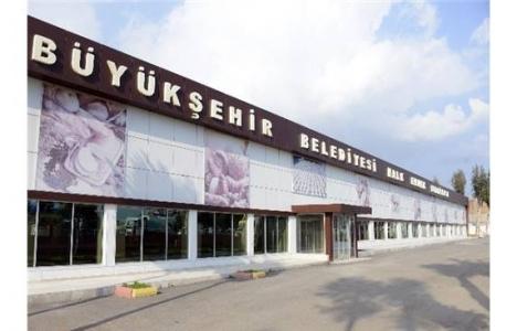 Mersin Halk Ekmek Fabrikası yenileme çalışmalarında sona yaklaşıldı!
