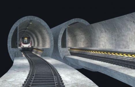 3 katlı tünel