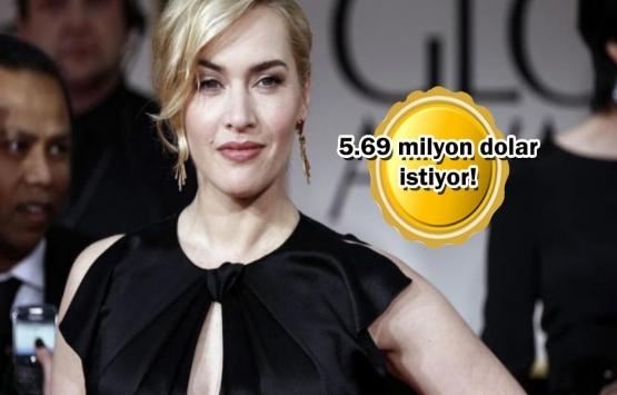 Kate Winslet Chelsea'deki evini satışa çıkardı!