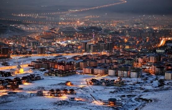 Erzurum'da 17.5 milyon