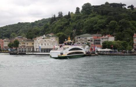 İstanbul şehir hatlarına