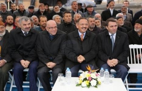 Kayseri Hacı Hasan Efendi Kültür Merkezi'nin temeli atıldı!