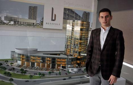 Efe Bezci: Ankara modern iş merkezleri ile büyüyor!