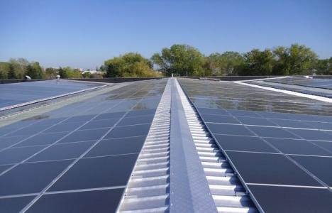 Aken Solar, dört ayda anahtar teslim GES kuruyor!