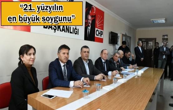 100 bin konut mağdurunun sorunu Meclis gündeminde!
