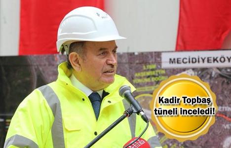 Mecidiyeköy-Mahmutbey Metro Hattı 2019'da açılacak!