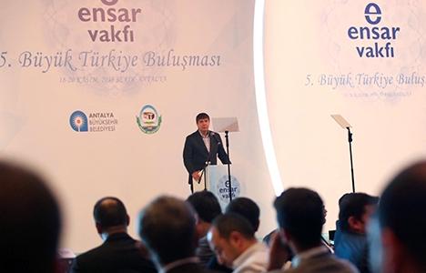 Menderes Türel'den 1.200 kişilik yeni öğrenci yurdu müjdesi!
