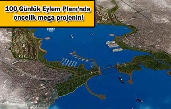 Kanal İstanbul'a 2019'da
