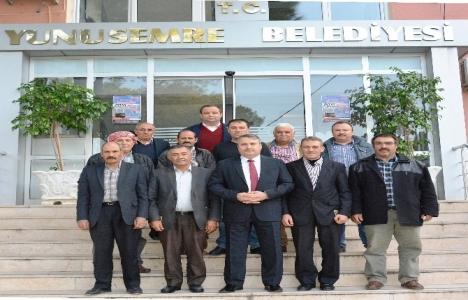 Manisa Akgedikliler TOKİ'den