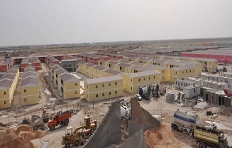 Karmod Prefabrik, Irak'ta 2 bin 500 konut inşa edecek!
