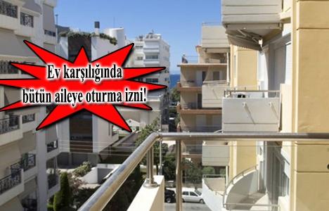 Türkler Yunanistan'da ev alma yarışına hız verdi!