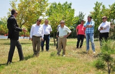 Bursa Karacabey'de sosyal tesis yapılıyor!
