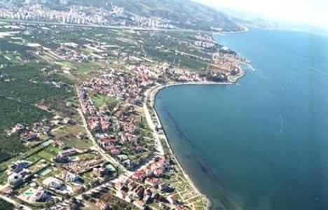 İzmir Körfezi tarama