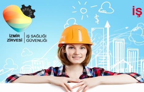 İzmir İş Sağlığı Güvenliği Zirvesi ve Fuarı 20-22 Ekim'de!