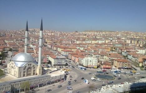 Ankara Keçiören merkezi iş alanı imar planı askıda!