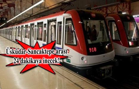 Üsküdar-Ümraniye-Sancaktepe metro hattı yıl sonunda açılacak!