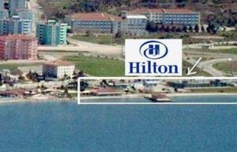 Çanakkale'de Hilton Oteli