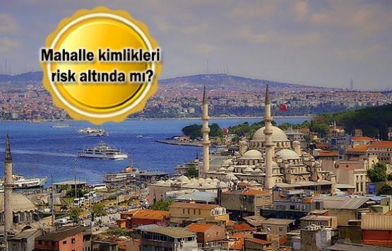 İstanbul'un kentsel dönüşümü