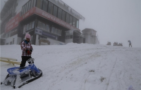 Uludağ'da turizm acenteleri sezonun 19 Aralık'tan önce açılmasını istiyor!