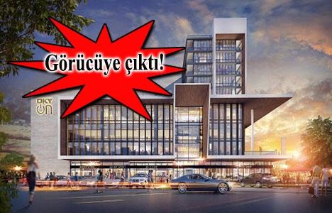 DKY On Kağıthane projesi satışa çıktı! 309 bin TL'ye!