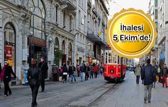 Beyoğlu'nda 30 milyon TL'ye icradan satılık iş merkezi!