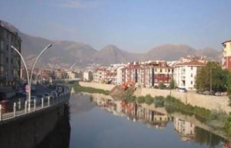 Amasya'da Ferhat Köprüsü'nün
