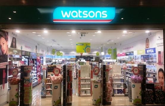 Watsons Türkiye 2020'de 30 yeni mağaza açacak!