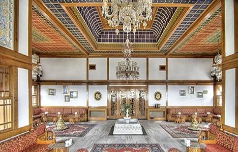 Karaman Ermenek Izgarlar Köşkü restore ediliyor!