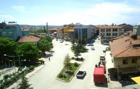 Sungurlu'da Yüksekokul inşaatı